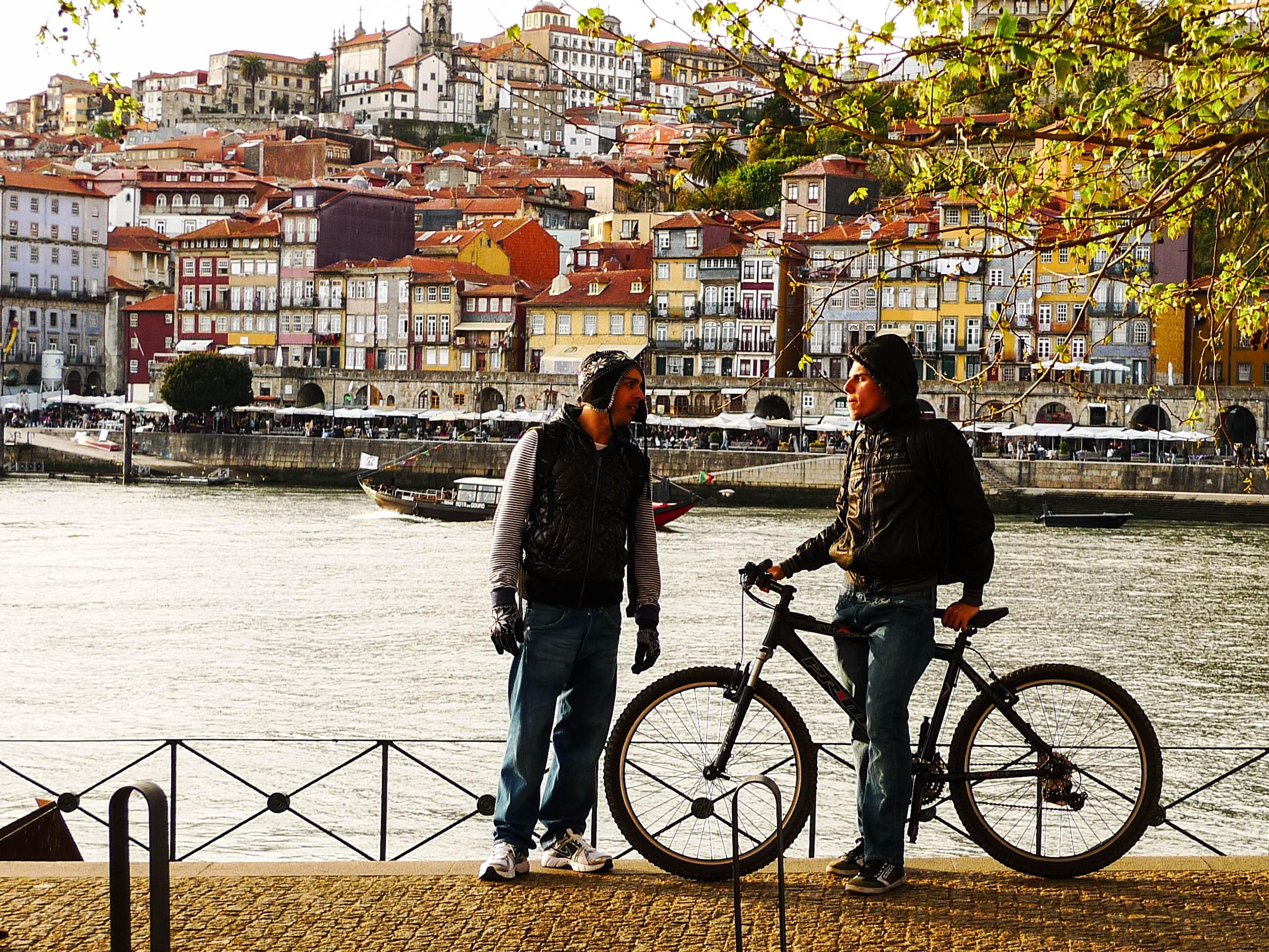 """""""Vinicoleando"""" en Porto"""
