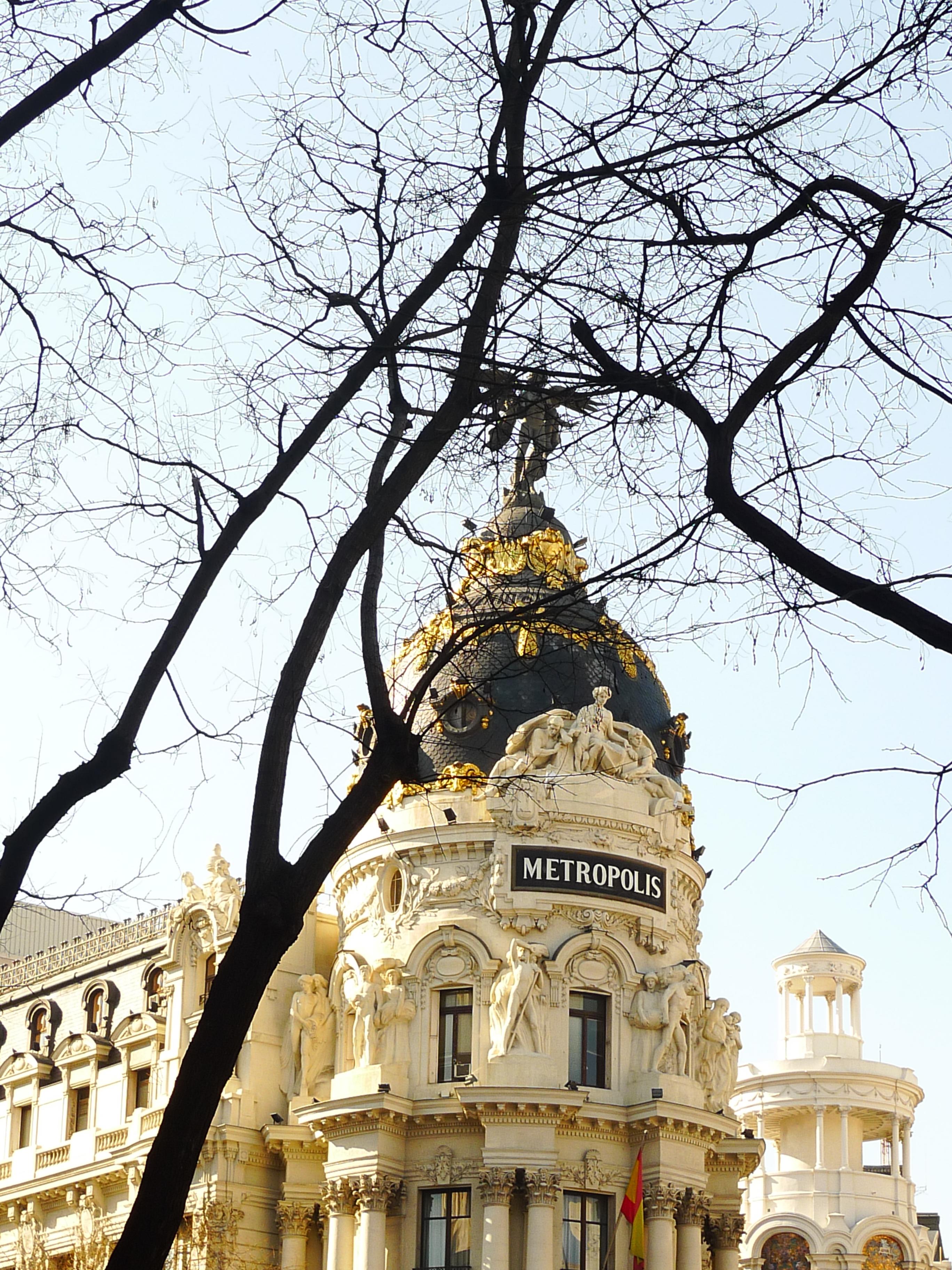 Bajo el Cielo de Madrid
